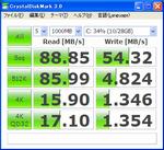 CrystalMark(SSD)